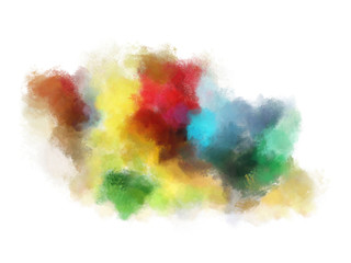 abstract watrcolor background