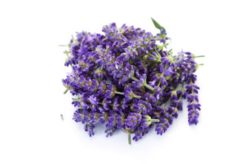 pile of lavender