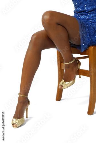 Belles jambes sexy photo libre de droits sur la banque d 39 images image 24392739 - Photo jambe femme ...