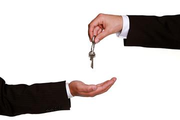 Schlüssel übergeben freigestellt