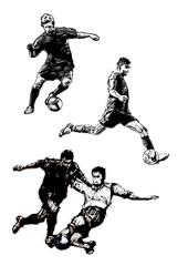 soccer trio 2