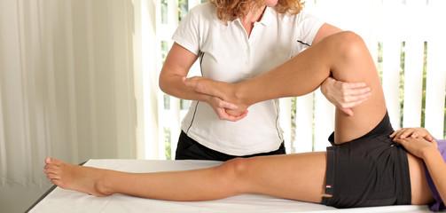 Massage Knie