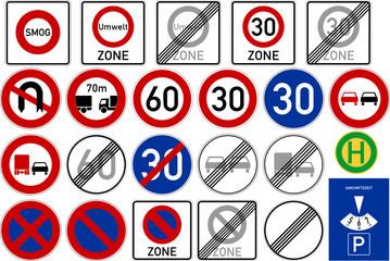 Verkehrszeichen Deutschland_2