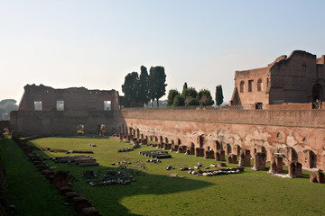 Imperial Palace on the Palatine Hill