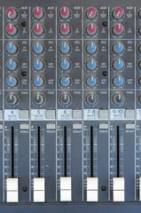 Audio Mixer Hardware