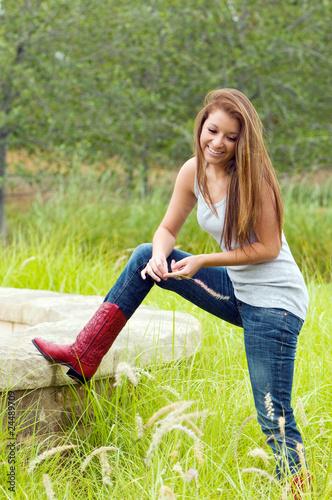 Teen Ladies Boot 4