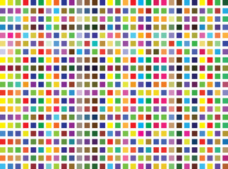 lots color abstract