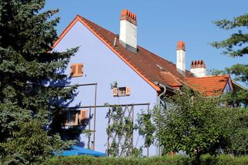 Blaue Häuser bilder und suchen blaue häuser