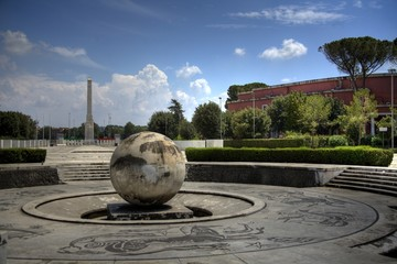Foro Italico, Roma