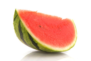 Slice water melon