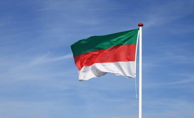 Fahne von Helgoland