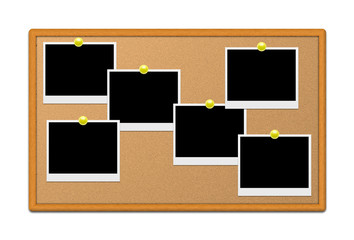 Foto frames blank