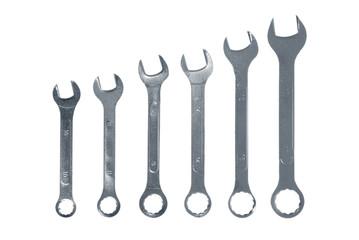 Wrench key set