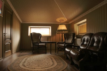 room with classic style