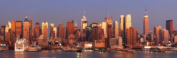 Wall Mural - Manhattan skyline