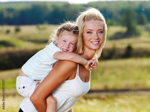 красивые мамочки фото