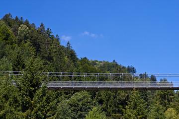 Hängebrücke Bruecke © Matthias Buehner