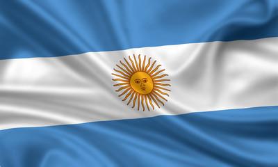 Flag of Argentina Argentinien Fahne Falgge