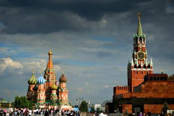 Fototapeta Place Rouge de Moscou obraz