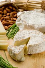 queso camembert cremoso
