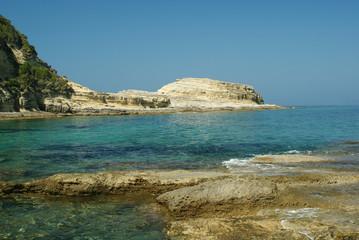 Cape Arillia Corfu