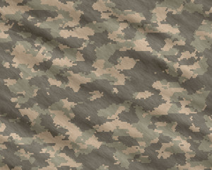 digital camoflage camo background