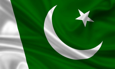 Flag of Pakistan Fahne Flagge