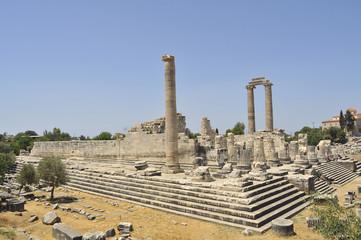 Temple of Apollon - Didyma / Turkey