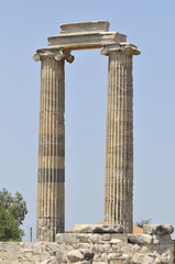 Temple of Apollon - Didyma / Turkey