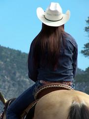 Mountain Cowgirl
