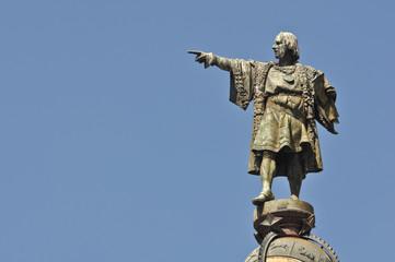 Christopher Columbus Statue