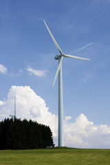 Energie Windrad