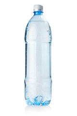 Bottle of soda water