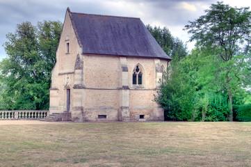 Chapelle du château de Bénouville