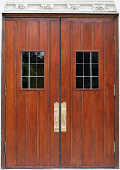 Antique Double Doors