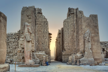 Magic of Karnak