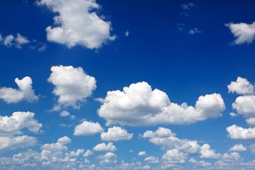 Wunderschöner Wolkenhintergrund