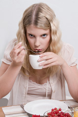 Kaffee löffeln
