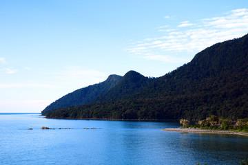Coast of Saravak. Borneo.