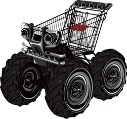 Trolley Jeep