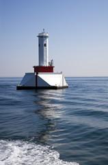 Round Island Passage, Michigan