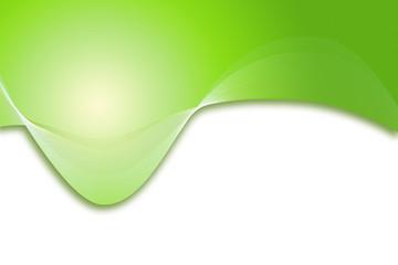 abstrakt grün, hintergrund, waves, design