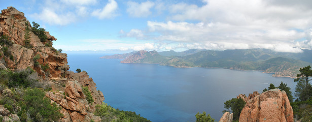 Panorama - Corse
