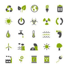 Iconset Ökologie