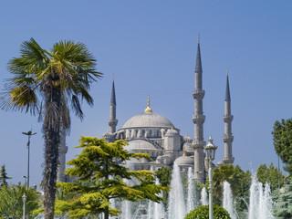 Mezquita Azul, Estambul, ciudad europea de la cultura, Turquía