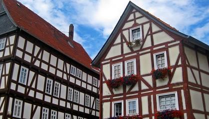 historische Gebäuden