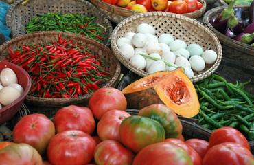Market, HoiAn Vietnam