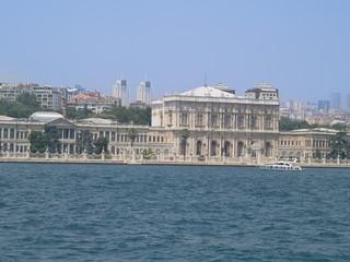 Cruzando el Bósforo, Estambul, Turquía