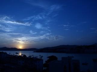 Santa Ponsa - Mallorca / Sonnenuntergang