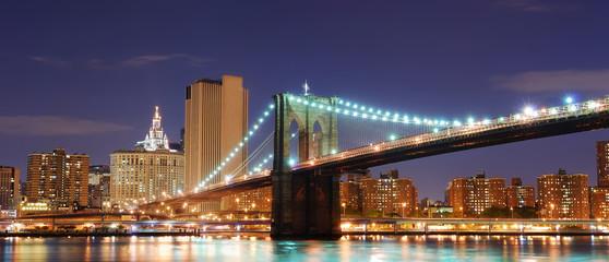 Wall Mural - Brooklyn Bridge, New York City Manhattan